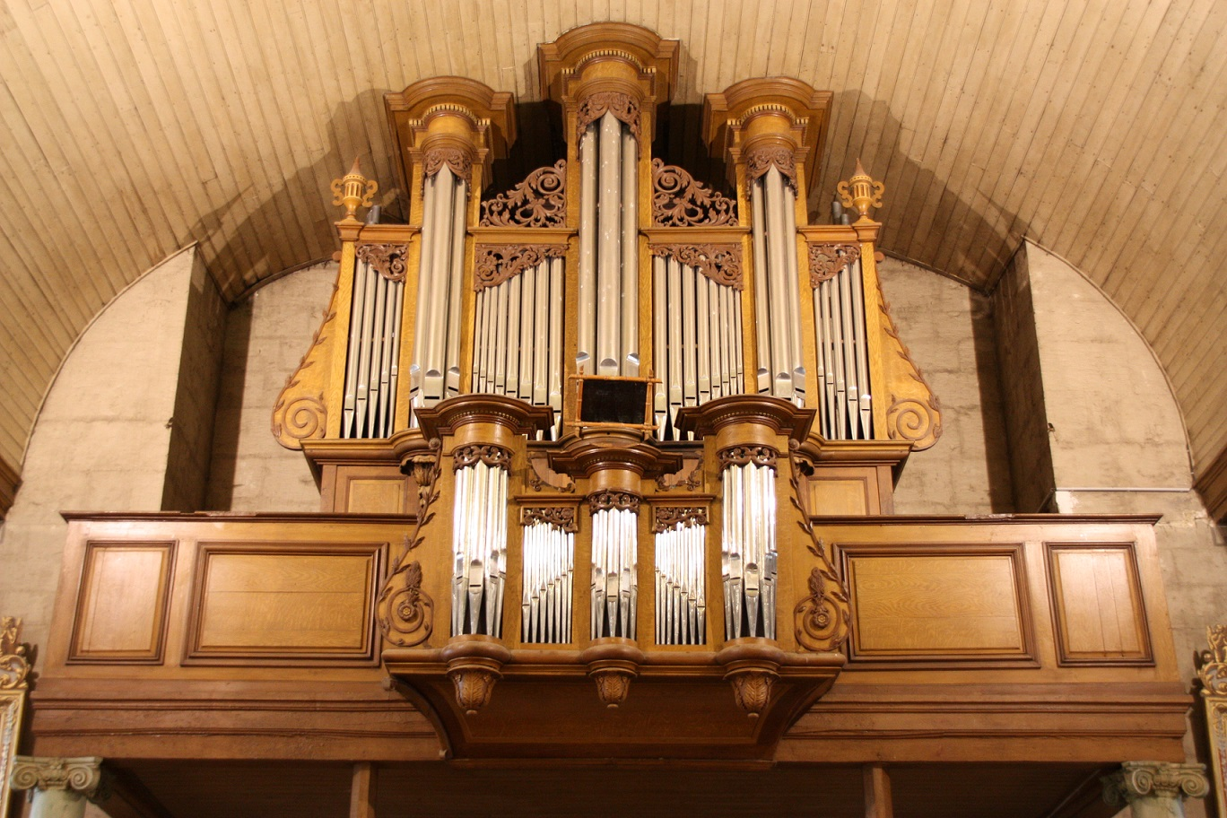 eglise rarecourt buffet orgue